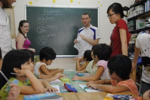 Teaching 01